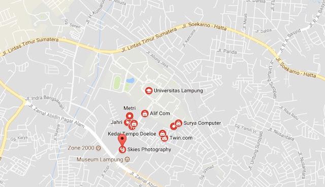 Tempat Ngeprint dan Fotocopy Murah di Bandar Lampung