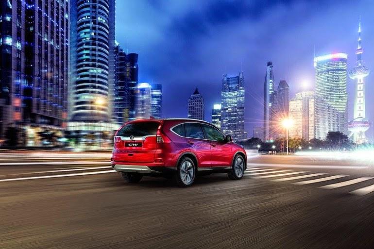 Honda CR-V 2015-2016
