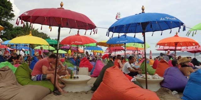 Seminyak Beach - Beautiful White Sandy Beach