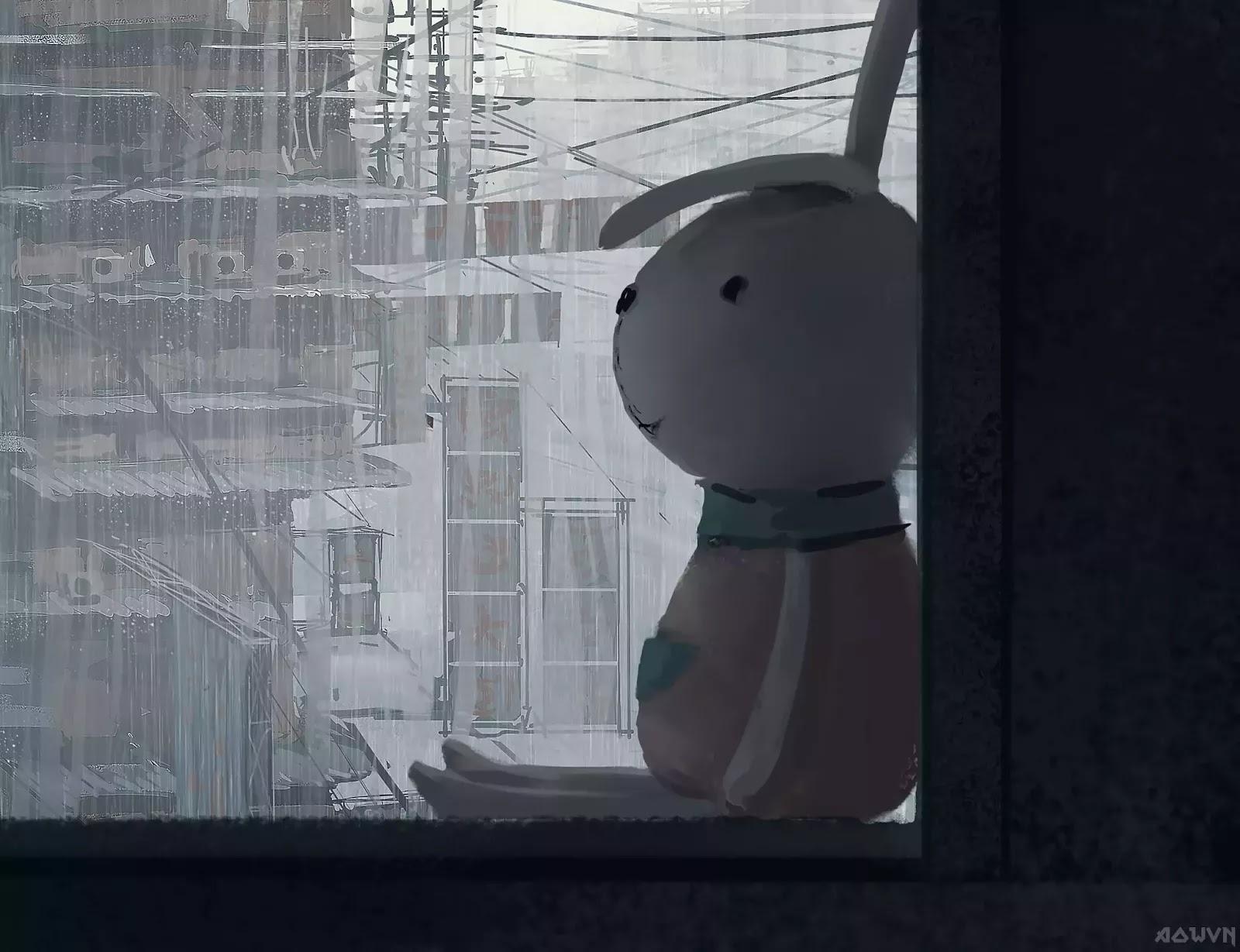 74 AowVN.org m - [ Hình Nền ] Anime Cực Đẹp by Wlop | Wallpaper Premium / Update