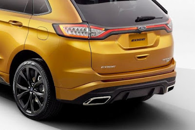 The Ford Edge Prices: SE stating price around $ 29,000