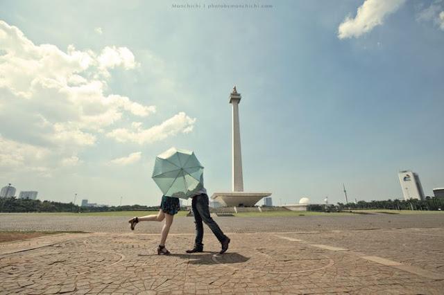 Lokasi Foto Pre-Wedding Gratis di Daerah Jakarta