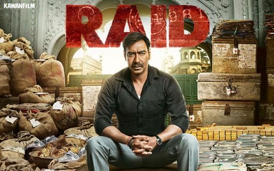Raid (2018) WEBDL Subtitle Indonesia