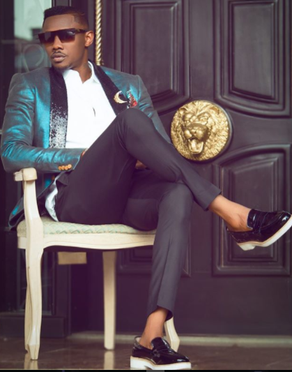 Singer Sexy Steel releases dapper new photos as he celebrates his birthday
