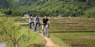 10 Days biking Hanoi to Hoi An