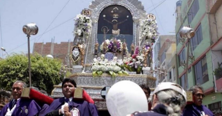SEÑOR DE LOS MILAGROS 2017: Próximo sábado 7 se realizará primera procesión [EN VIVO] Iglesia Las Nazarenas