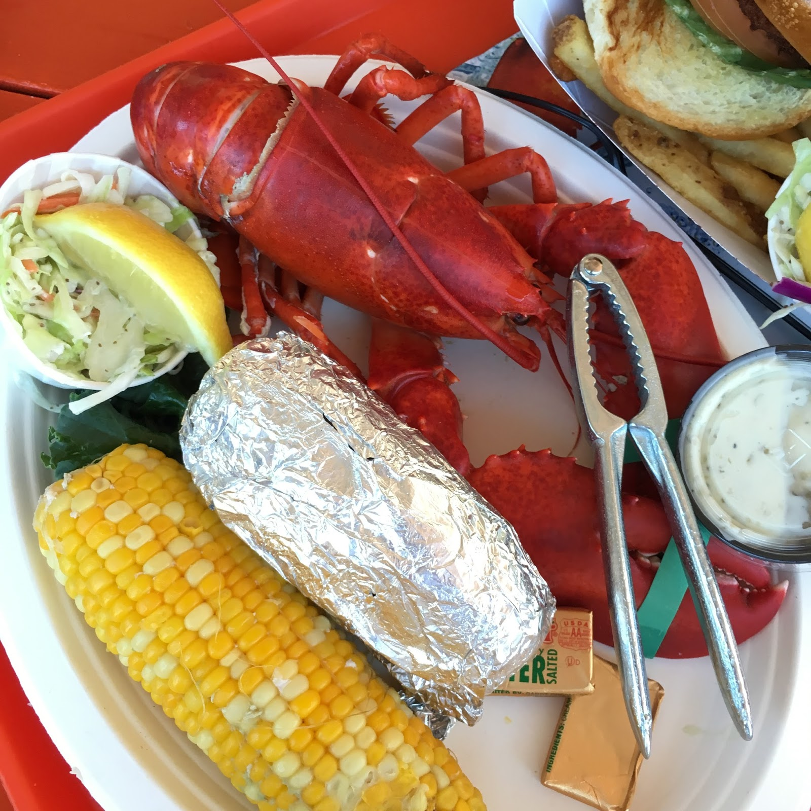 Portland Lobster Company Review