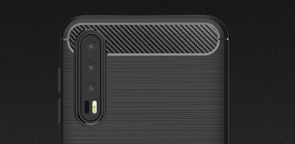 Три камеры у нового смартфона Huawei