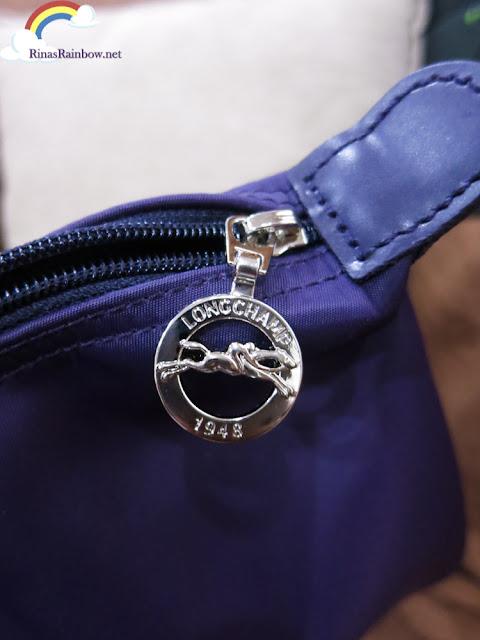 Longchamp Le Pliage Neo Large zipper
