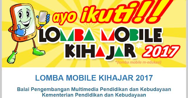 Lomba Mobile Kihajar 2017