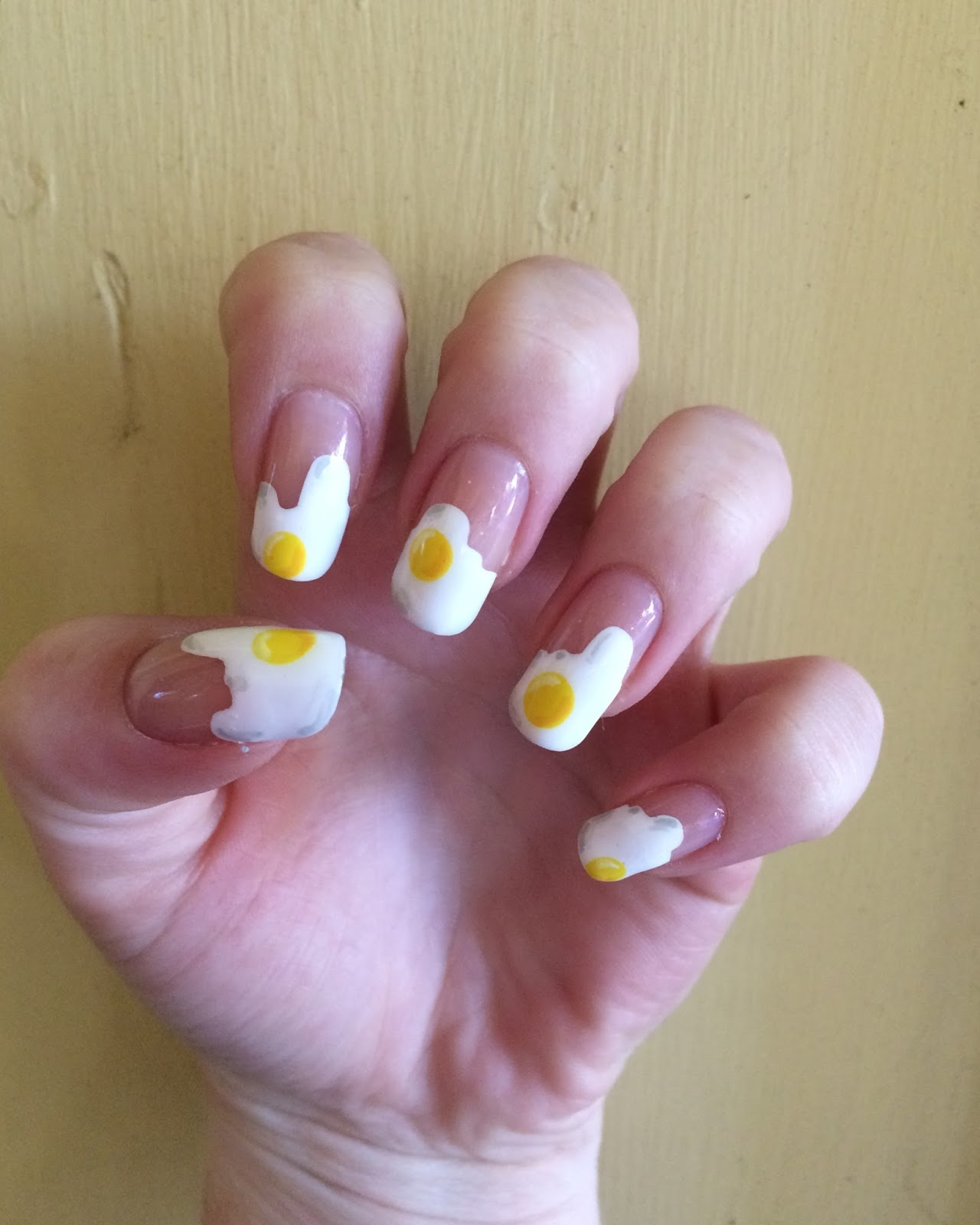 Food-Themed Nail Art That's So Realistic You'll Try To Eat