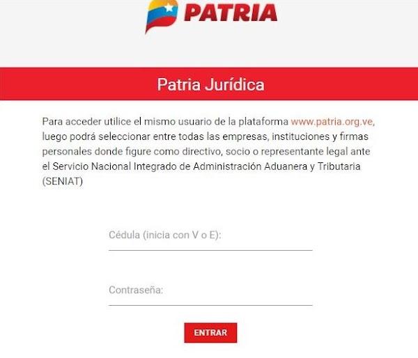 Registro de nómina en Sistema Tiuna para subsidio salarial