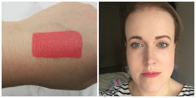 Tanya Burr Soft Luxe Matte Lip Rhubarb and Custard