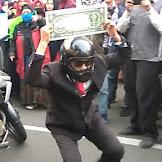 Mahasiswa Demo di Depan Kantor Puan, Tuntut Jokowi Lengser