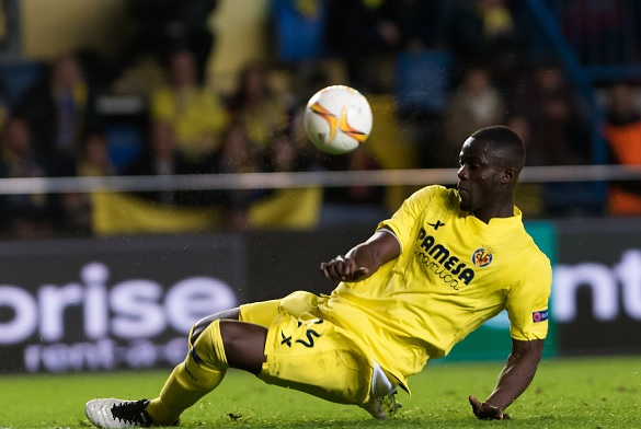 Manchester United set to seal Villarreal's Eric Bailly