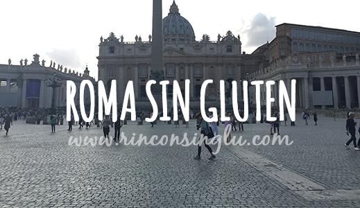 Roma sin gluten