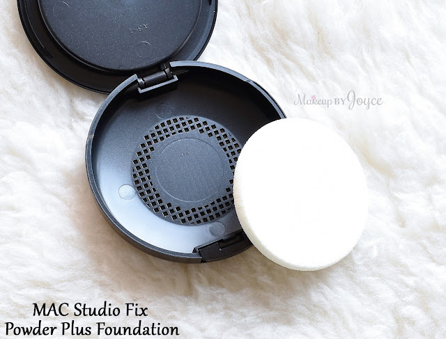 MAC Studio Fix Powder Plus Foundation NC30 Compact Packaging Review