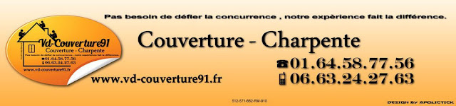 COUVERTURE CHARPENTE VD-COUVERTURE91