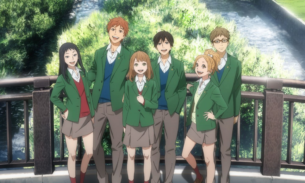 orange anime ile ilgili görsel sonucu