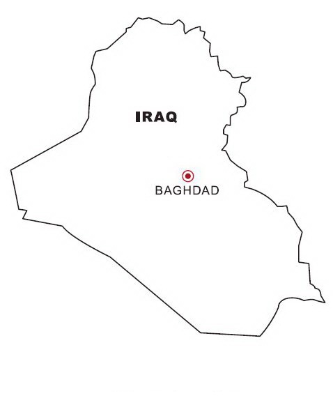 iraq coloring pages - photo#17