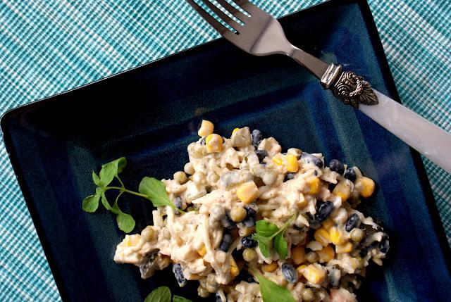 sałatka sledziowa, filety sledziowe a la matjas,jak zrobić sałatkę sledziową, sałatka na impreze,szybka sałatka z selera,Orzech,produkty Orzech,Kolbuszowa,Rzeszów,smak imprezy,