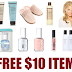 Free $10 Item From HSN + Free Shipping = Free Nail Polish, Body Wash, Lotion, Headband, Shampoo & Conditioner, Lip Gloss and More Items to Choose From! - Valid Only For People Who Have an HSN Account Already Who Previously Made An Order