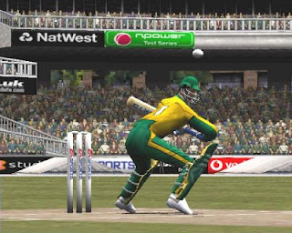 Download Game EA Sports Cricket 2002