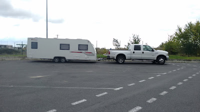 Spain UK caravan towing service