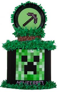 Piñatas Minecraft