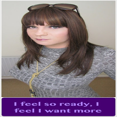 I want more Sissy TG Caption - World TG Captions - Crossdressing and Sissy Tales and Captioned images