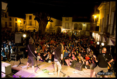 PUEBLOS DE CUENCA - Festival Alcarria Rock, en Torralba 2