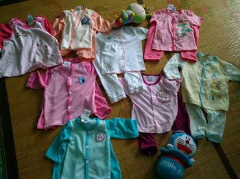 Panduan Memilih Pakaian Untuk Bayi