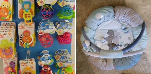 Bright Starts - Confort & Baby - Ingenuity - Millenium Baby - Blog Mama de Noa