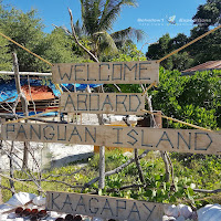 Panguan Island Sign - Schadow1 Expeditions