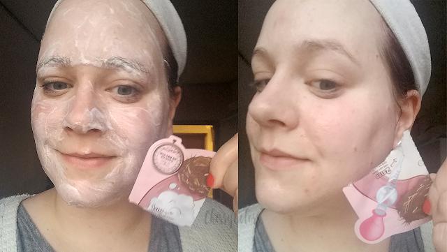 Elizavecca Pore Solution Three Step Mask