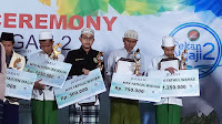 Para Delegasi Harumkan Nama Dalwa Dalam Nasional Competition Pekan Ngaji Di Pp. Mambaul Ulum Bata - Bata
