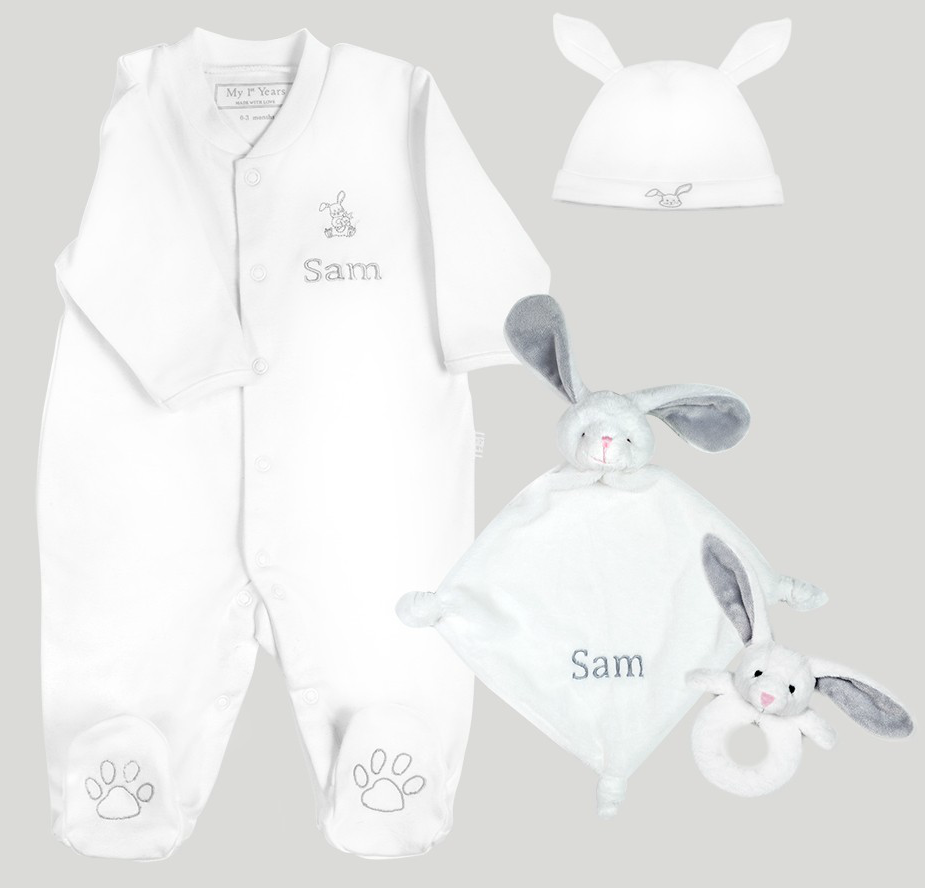 Easter gifts for babies, baby rabbit clothes, baby rabbit costume