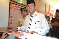 <b>Paslon Independen, Sudirman-Syafiudin Gugur di Tahapan Pemeriksaan Kesehatan</b>