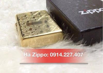 Zippo hoa văn may mắn- MS1015 | Zippo store | Zippo men tại Hà Nội