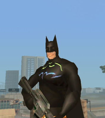 Batman Skin for GTA San Andreas Android