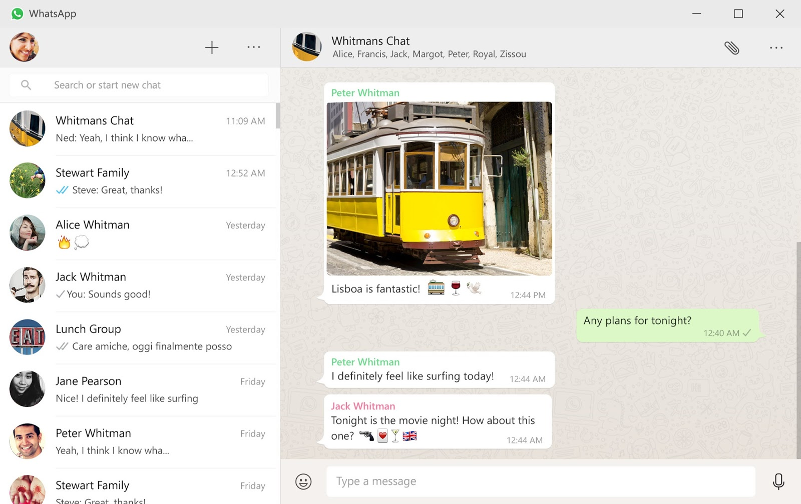 Whatsapp released official desktop version app(windows/mac OS)