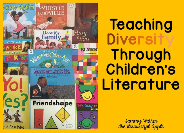 Teaching Diversity Through Children's Literature
