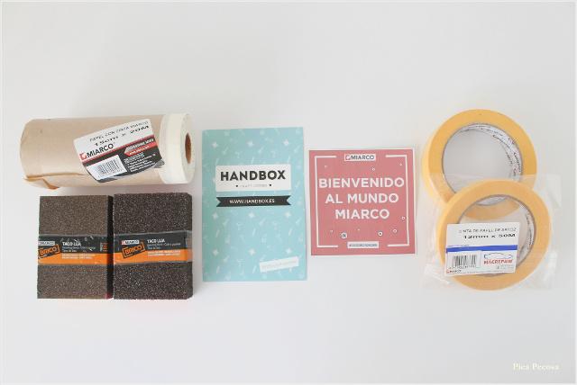 caja-fresas-reciclada-diy-almacenaje-zapatillas-casa-plantilla-pintura-spray-materiales