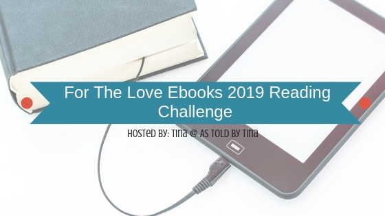 For the Love of eBooks 2019 Reading Challenge