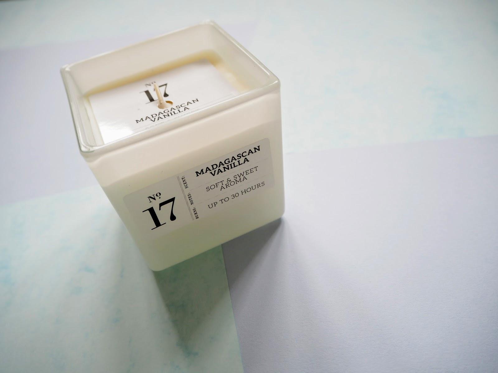 Primark Madagascan Vanilla Candle