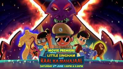 Little Singham Aur Kaal Ka Mahajaal