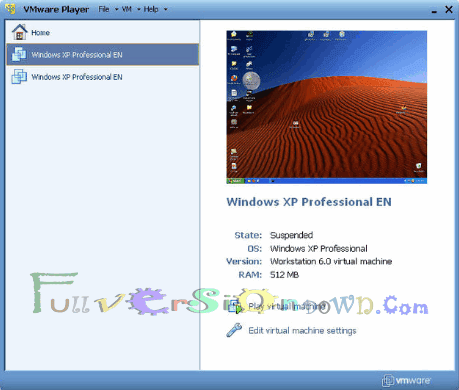 VMware Player 12.5.3 Build 5115892 Latest Version