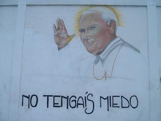 Juan Pablo II Bendice hoy a Venezuela