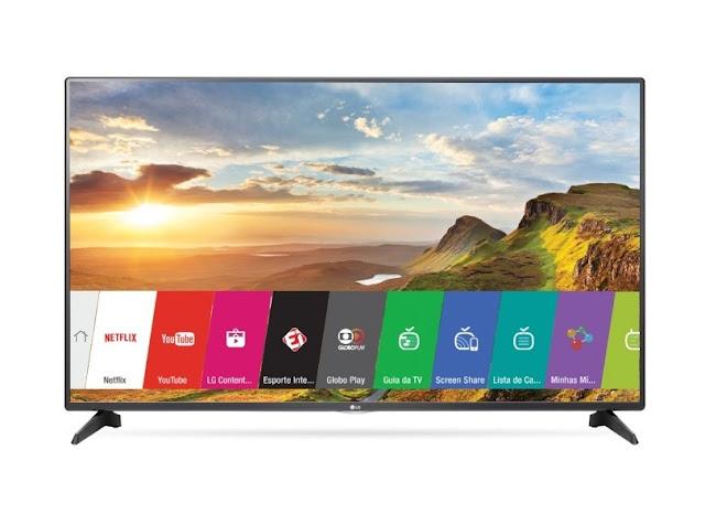 Clique aqui e Compre agora essa Smart TV!