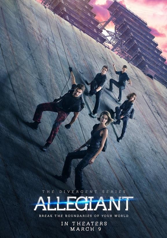 The Divergent Series: Allegiant – Part 1